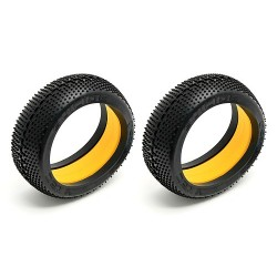 LRP Suicide Tire with Insert, soft compound (2)