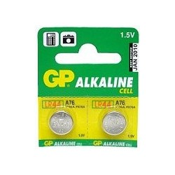 Alkaline High Drain Button Cell (1) (LR44)