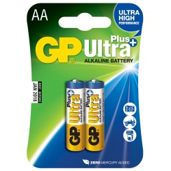 Ultra Plus Alkaline battery (2)