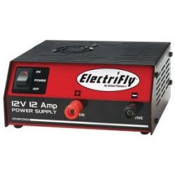 Great Planes 12V 12A Switching DC Power Supply