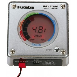 Futaba BR-2000 Battery Checker/Discharger BR-2000