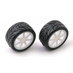 18R Mounted Wheels