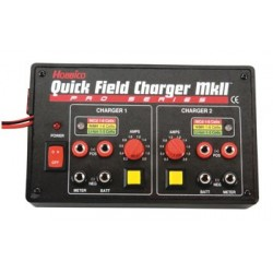 Hobbico Quick Field DC Charger MkII 12 Volt