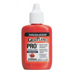 Great Planes Pro Threadlocker (Fijador de Rosca) 0.11Oz