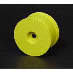 "Mono - 3.7"" 1/8th truck wheel - standard offset Yellow"
