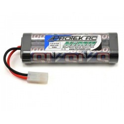 "ProTek R/C 6-Cell 7.2V NiMH ""Speed"" Intellect Battery Pack w/Tamiya Connector"