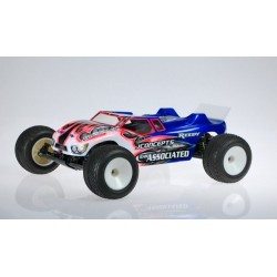 "JConcepts Associated RC10T4.1 ""Punisher "" Body"