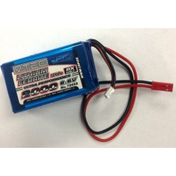 LRP Battery VTEC LiFePo Hump 2000 - 6.6V