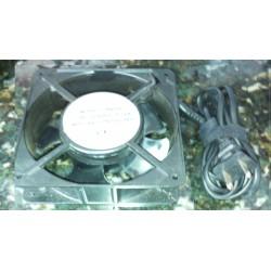 Ventilador 4 pulg 110 volt con cable