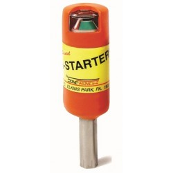 McDaniel RC Meter Ni-Starter w/o Charger, 1.5 PULG