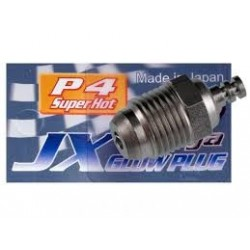 OS/MUGEN JX TURBO GLOW PLUG P4 SUPER HOT