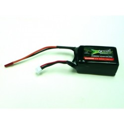 Xceed Top quality Lipo battery-pack with Futaba conector 7.4V 2200 mAh