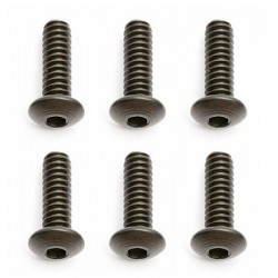 "4-40 X 3/8"" Button Head Socket Screw"