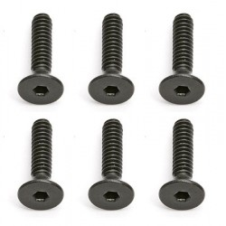 "4-40 X 1/2"" Flat Head Screw"