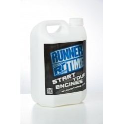 Runner Time Top 25% Premium Racing Fuel - 5L - EU IT