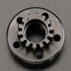Traxxas Clutch Bell 14T/Fiber Washer/E-Clip Revo (2)