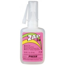 Pacer Zap CA 1/2 oz