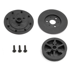 Spur Pulley Set