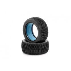 JConcepts Cross Hairs Half-Ups 1/8th Truggy Tires (Blue) (2)