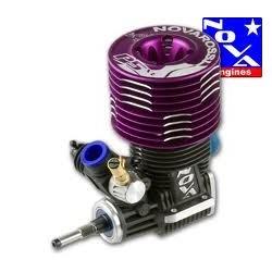 Novarossi S21P5XLT .21 5 Port Off Road Buggy Engine (Turbo Plug)