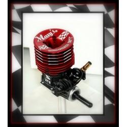Maxy's Cinco BT 5 Port .21 Off Road Engine (Turbo)