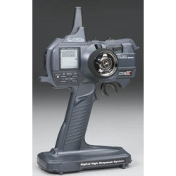 Airtronics MX-3X 2.4GHz Competition Pistol Grip w/RX-45