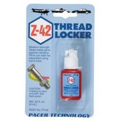 Pacer Z-71 Red Thread Locker (.20oz)