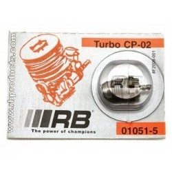 RB Products Turbo 5 Glow Plug (1)