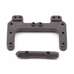 Rear Chassis Brace & Front Hinge Pin Brace