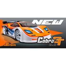Serpent Cobra GT 3.0 1/8th Nitro On Road Sedan Kit