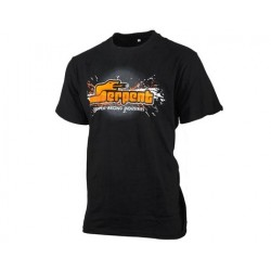 Serpent Splash T-shirt black (M)