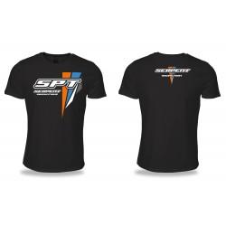 T-shirt SPT Serpent black (S)