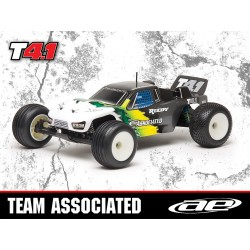 RC10T4.1 Ready-To-Run Bushless