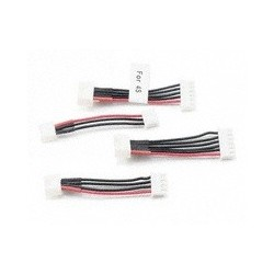 E-flite Adapter Cables for THP Battery to EFL Balancer