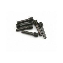 HPI Screw Shaft, 5x3x18mm, Black (6) (Savage/Savage X)