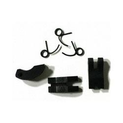 HPI Teflon Clutch Shoe/Spring Set (3)