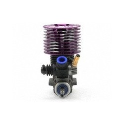 Novarossi Plus 21-4C 2010 TEAM Ceramic Edition .21 Off Road 4 Port Buggy Engine (Turbo Plug)